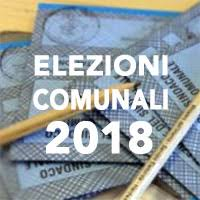 ELEZIONI COMUNALI 10 GIUGNO 2018